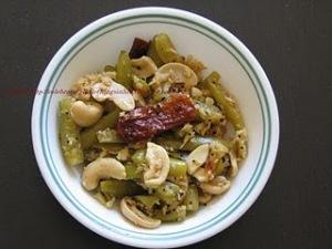Ivy Gourd Sabzi